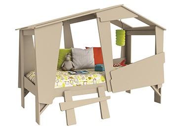 Oryginalne łóżko do pokoju dziecka