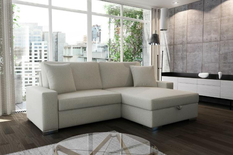 Narożnik z funkcją spania Palisandes - Adriana Furniture