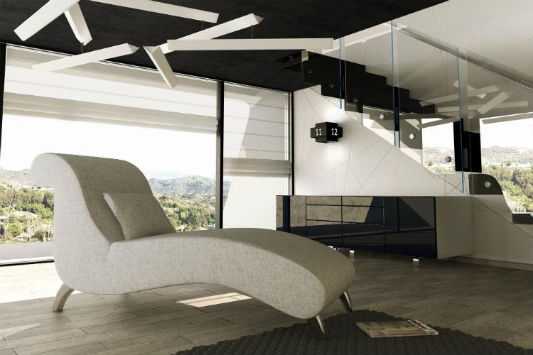 Szezlong Talis - Adriana Furniture