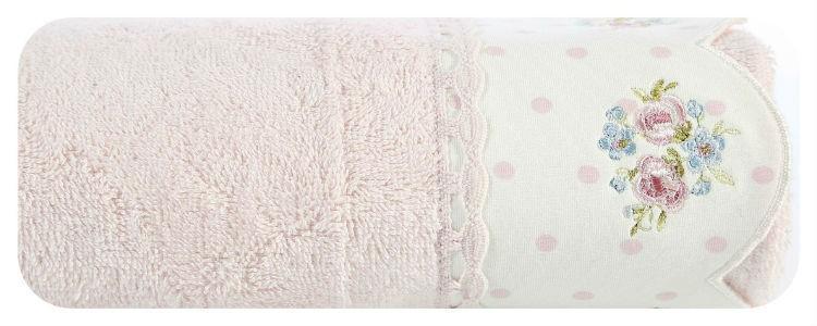 Ręcznik Erin Jasny Róż Eurofirany