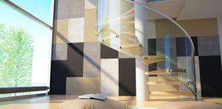 Beton architektoniczny w sypialni Jadaru