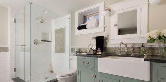 10 pomysłów na lifting łazienki bez kosztownego remontu