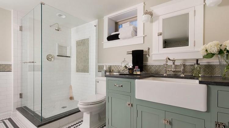 Odnowienie łazienki Bez Kosztownego Remontu 10 Pomysłów