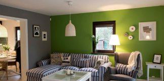 POKÓJ DZIENNY: Na jaki kolor pomalować ściany?