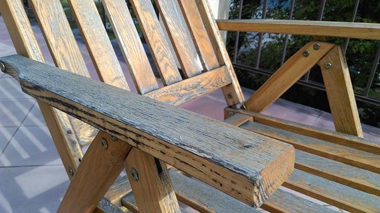 Jak Odnowić Drewniane Meble Tarasowe Portal Wnętrzarski