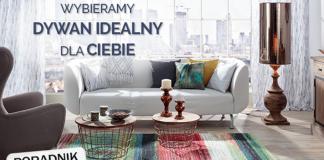 Jak wybrać dywan do mieszkania?