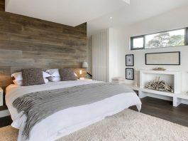 kolory do sypialni feng shui w sypialni łóżko