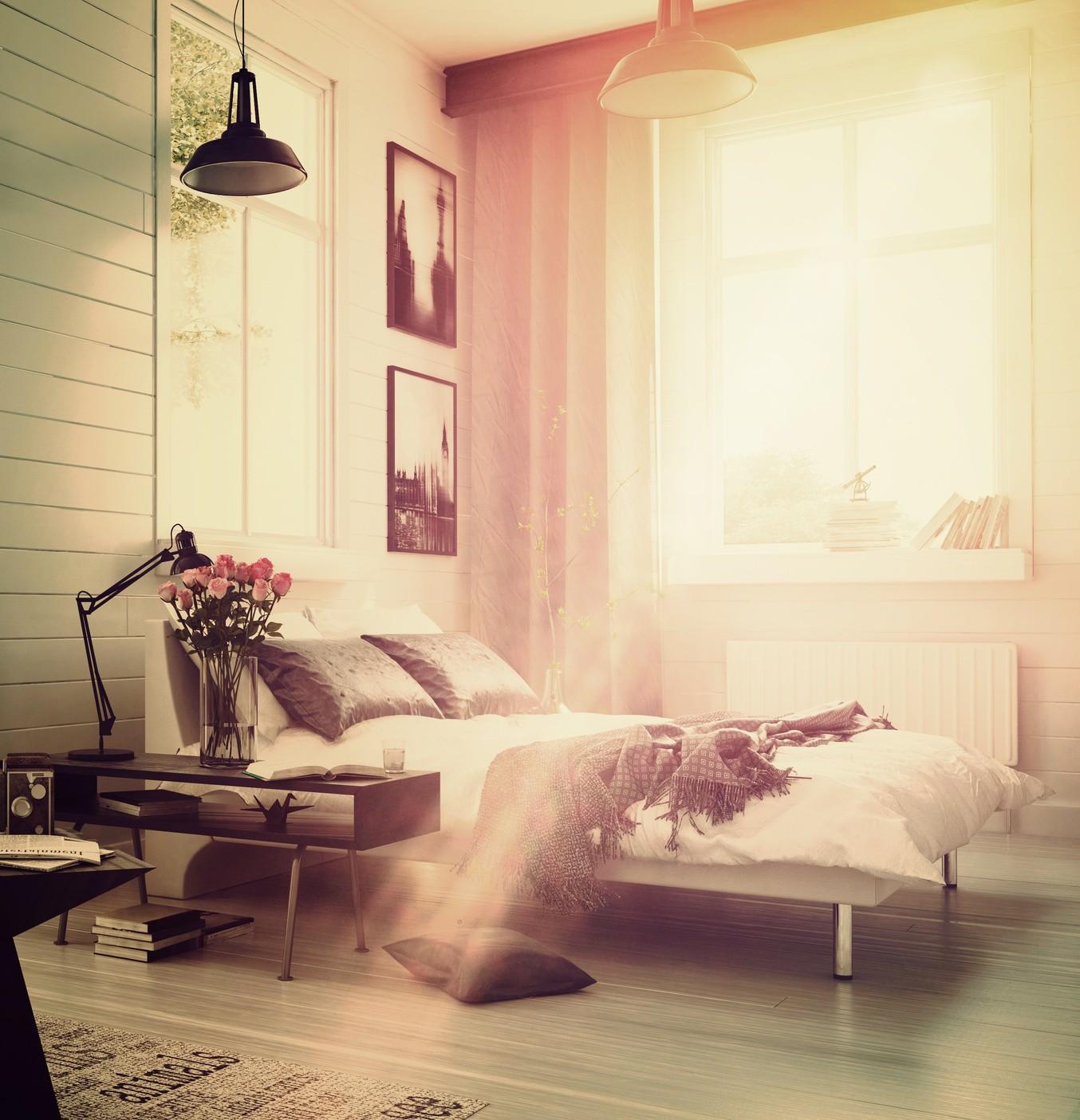 Jaki Kolor Do Sypialni Na Poddaszu