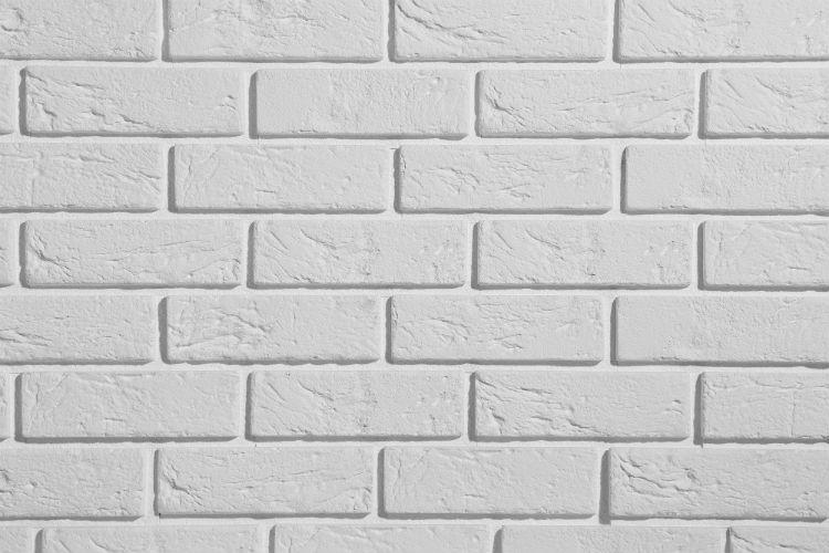 Cegła na ścianie Parma