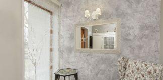 Aranżacje malowania ścian z farbami dekoracyjnymi primacol