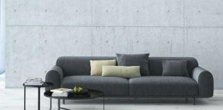 Magnat styl industrialny - beton