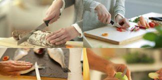 Przykład noży Fiskars