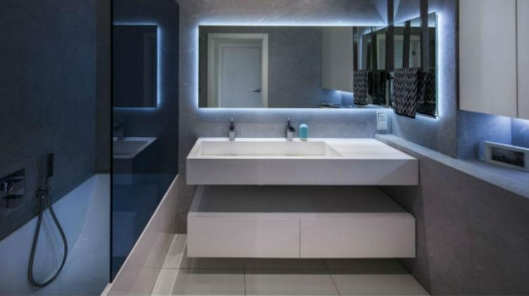 łazienki Współczesnych Europejczyków Czyli Nowoczesny Minimalizm