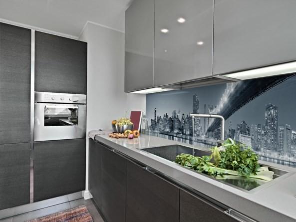 fototapeta w kuchni aranżacja