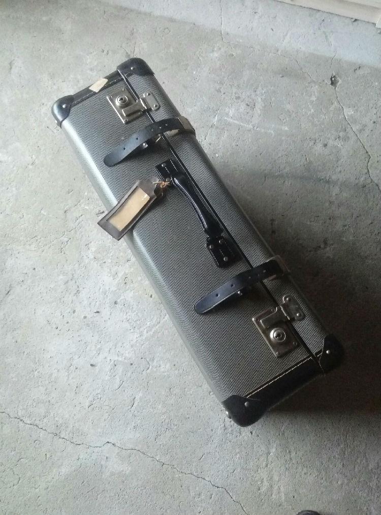 walizka tekturowa