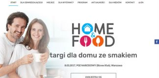 Home and food logotyp