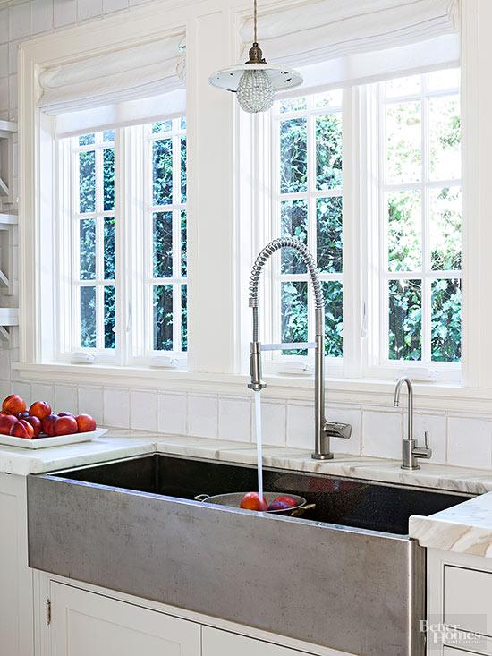 kuchnia zmywanie aranżacja strefy