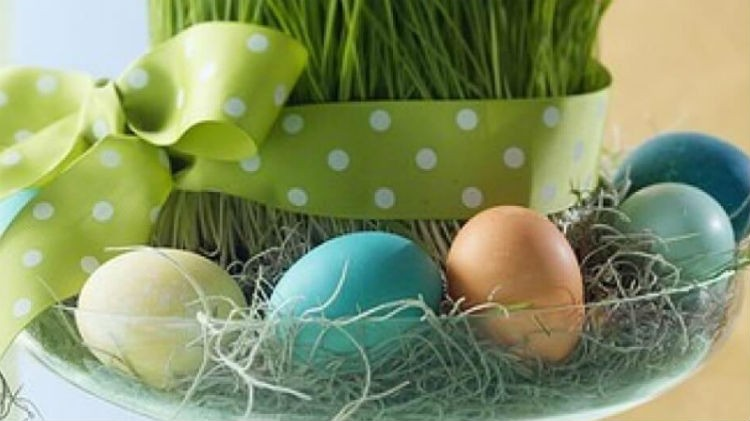 Ozdoby Wielkanocne 12 Inspiracji Portal Wnętrzarski