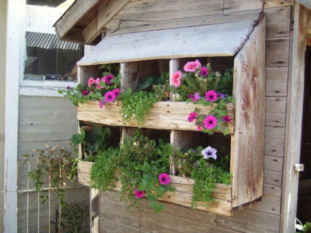 wiosna na balkonie zrób to sam
