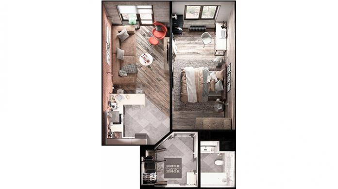 jak optycznie powiększyć mieszkanie porada eksperta