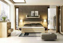 nowoczesna sypialnia agata meble
