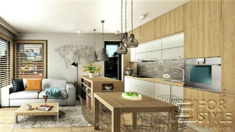 Salon Z Aneksem Kuchennym Czy Oddzielna Kuchnia Portal
