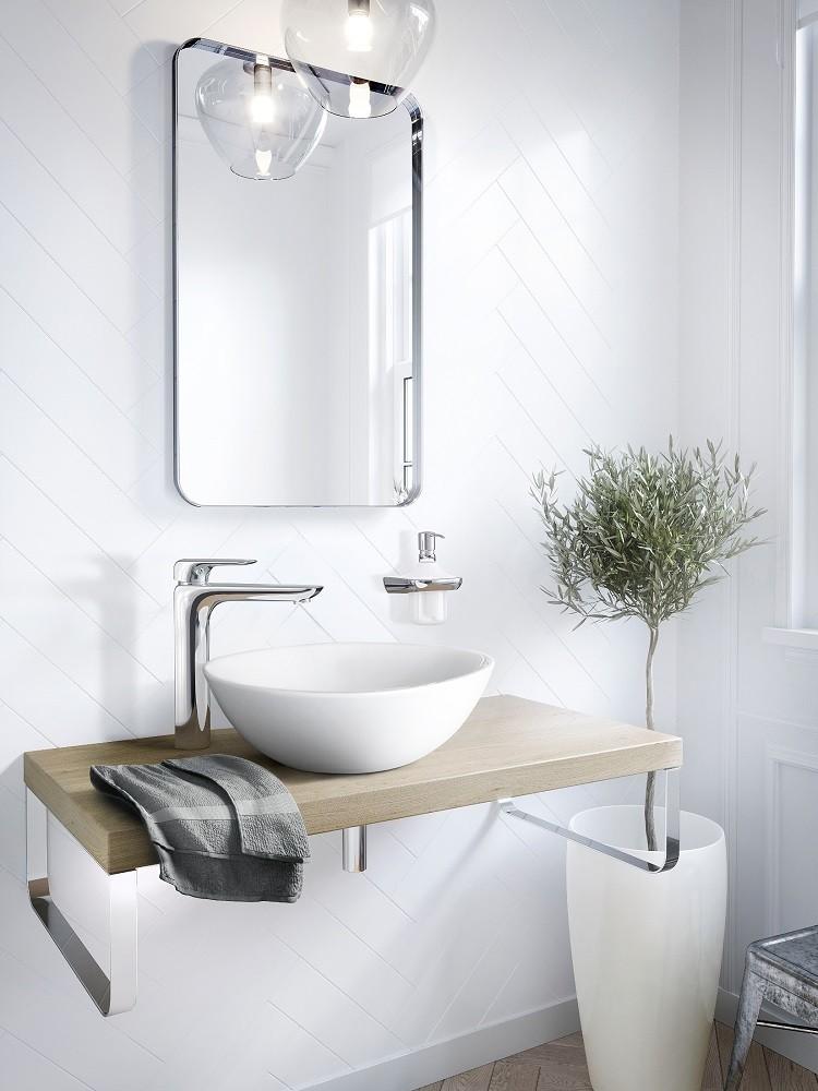 KLUDI AMEO stylizacja łazienki