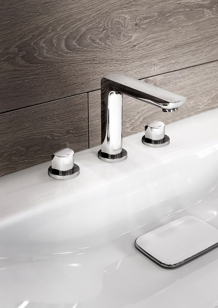 KLUDI AMEO aranżacja łazienkowa