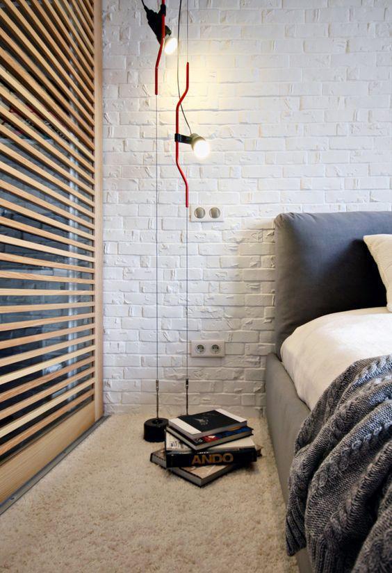 oswietlenie sypialni lampy