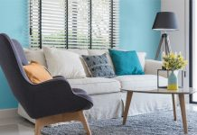 Przekolorowanie klimatyczna sypialnia w szarosciach i brazach