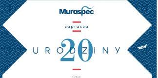 Zaproszenie Muraspec