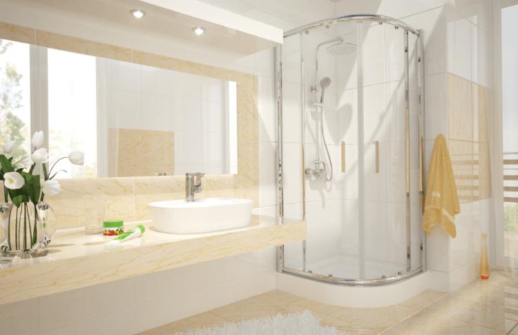 Kordoba aranżacja łazienki