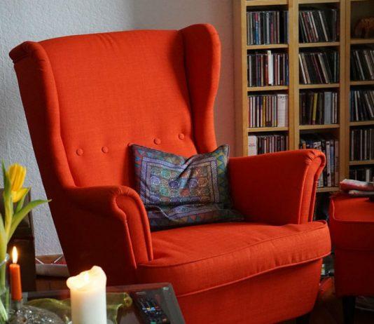 Fotel idealny do każdego wnętrza