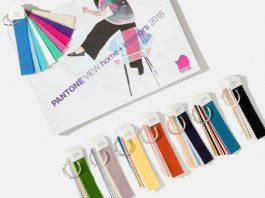 Paleta kolorów pantone 2018