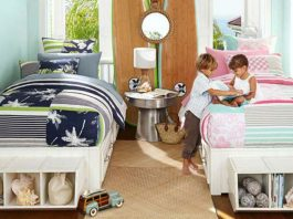 Pokój dla dziewczynki i chłopca