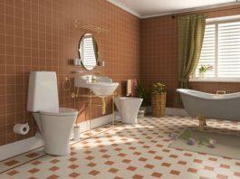 trendy łazienkowe