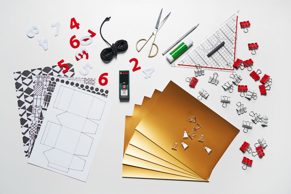 Kalendarz adwentowy co jest potrzebne do zrobienia