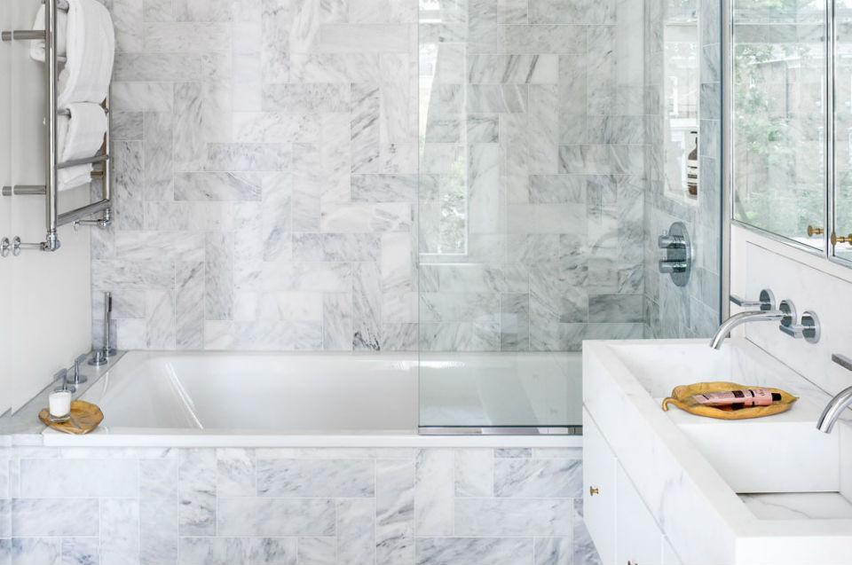łazienka W Stylu Soft Loft Portal Wnętrzarski