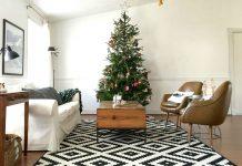 Święta w stylu skandynawskim