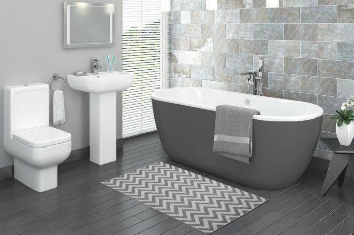 łazienki trendy 2018