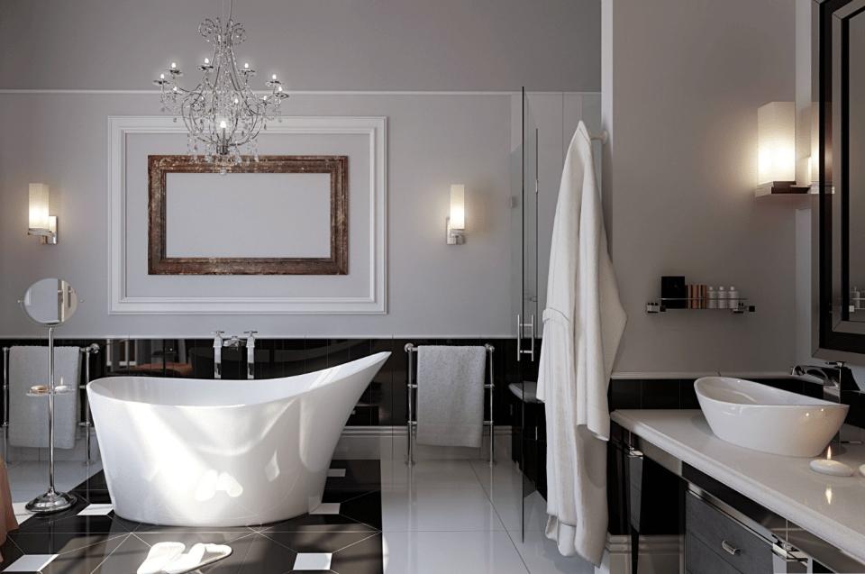 łazienki trendy