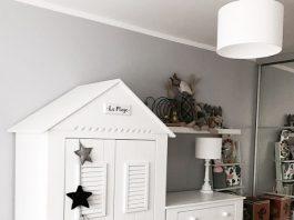 Domek dla dziecka w stylu skandynawskim