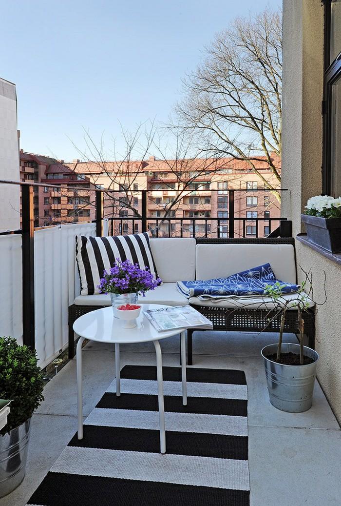 balkon skandynawski