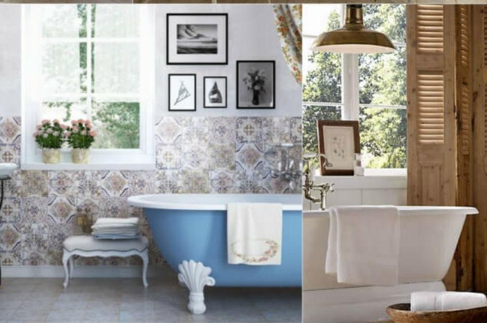 łazienka W Stylu Prowansalskim Cechy Charakterystyczne I