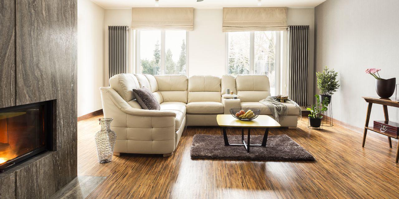 sofa z barem