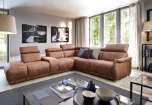 jaką sofę do salonu wybrać