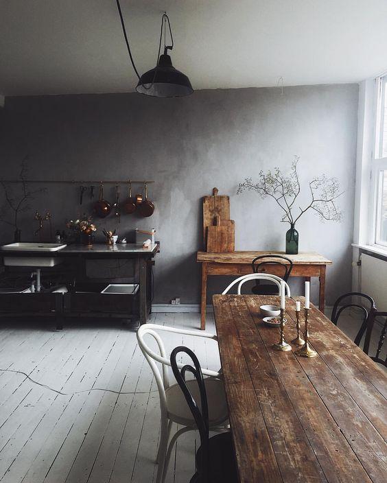 mieszkanie w stylu wabi-sabi