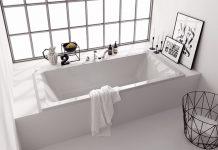 Łazienka w kolorze białym