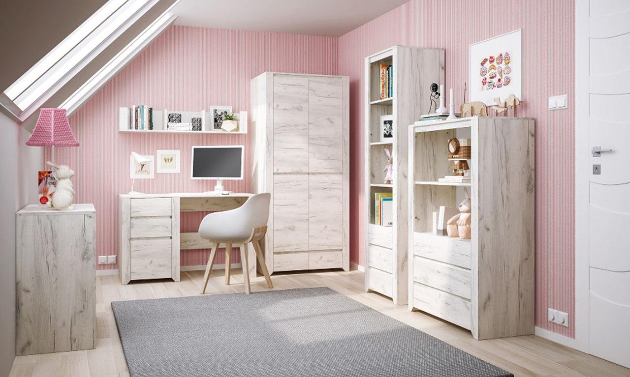 c923ab99376249 Przystępując do wprowadzania zmian w pokoju dziecka, warto wziąć pod uwagę  zarówno design, jak i funkcjonalność. Nie bez znaczenia jest także wybór  dobrej ...