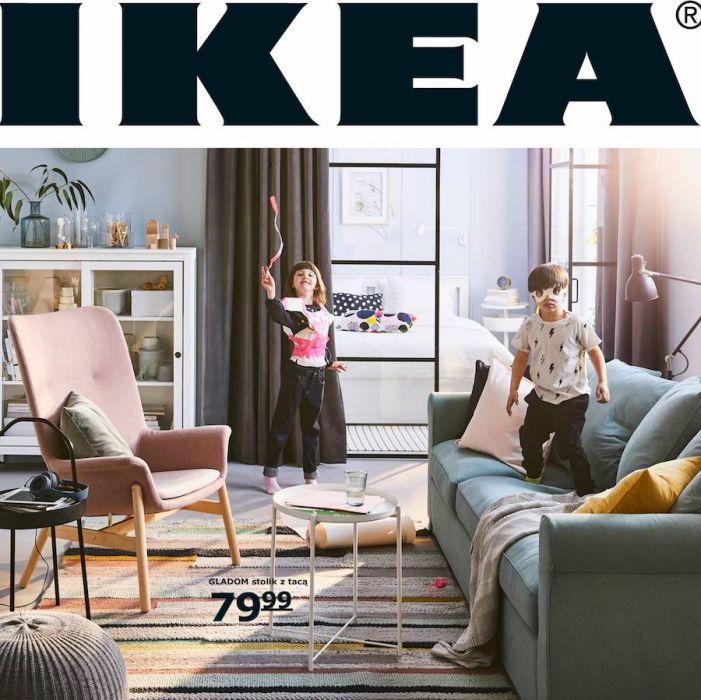 Już Jest Katalog Ikea 2019 Portal Wnętrzarski